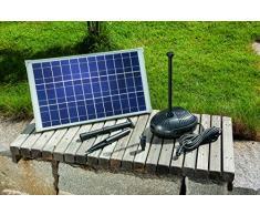 Alta calidad Solar Bomba Sistema Roma con 2 accesorios de riego, 101722