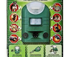 BSI 25466 - Ahuyentador de roedores, color verde