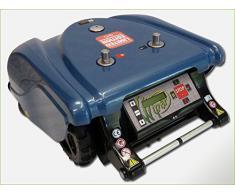 Wiper ECO Robot Corredor XK Edición especial Blue Premium Cortacéspedes de la robusteza hasta Aprox. 3.000 qm