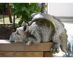 Puckator - Figura decorativa de dragón para jardín