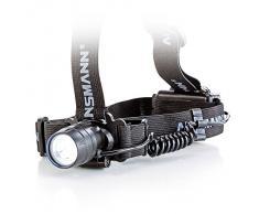 Ansmann HD5 - Linterna frontal, 300 lux