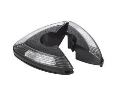 BigBuy Outdoor Lampara LED para Sombrilla Ambiance. V0201384, Adultos Unisex, Multicolor, Unico