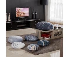 Pillow-MAIKA HOME Almohada de Piedra de Simulación Multifuncional/Cojín de sofá de Adoquín Creativo (Tamaño: 45 * 30cm)