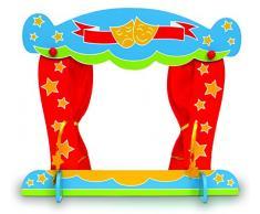 Tellatale T-2431 - Teatro para Marionetas de Dedo