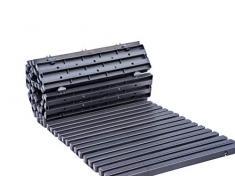 UPP® piso enrollable de jardín I placas de jardín enrollables I baldosas de jardín I camino para huerta, patio y jardin