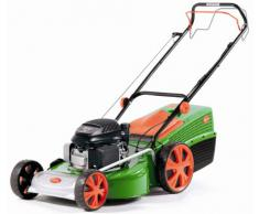 BRILL Steelline Plus 46 XL RH - Cortacésped (Push lawnmower, Gasolina, Verde, Rojo, Negro)