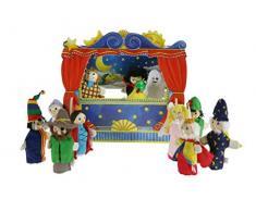 CAL FUSTER - Teatro para marionetas de dedo