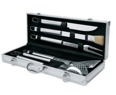 Electrolux 50292968000 - Juego de utensilios para barbacoa de acero inoxidable