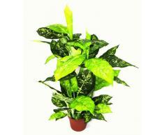 Geko Planta Artificial de Dieffenachia 1 Pieza Extra Grande 100 cm