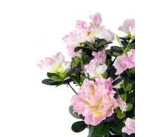 Closer To Nature C023D - Azalea artificial, 37 cm, color rosa