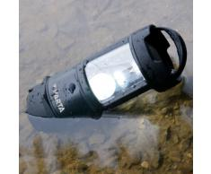 Varta 18760101111 - Linterna para camping (5 W, LED), negro