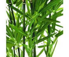 Europalms - Planta artificial de bambú (120 cm)