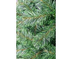 Hop-Sport 820021 árbol de Navidad artificial de premium, 180 cm, colour verde claro