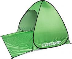 Cressi XVA800098 Tienda de Playa, Unisex, Verde, Talla Única