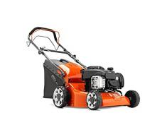 Husqvarna LC 140S - Cortacésped (Manual lawn mower, Gasolina, Stepped)