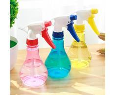 GUOYIHUA regadera de jardín, multifuncional, botella de spray de plástico con pulverizador de manos, botella de agua, riego de las flores, agua