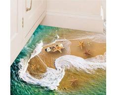 Aiming Río Piedra Etiqueta de la Pared 3D del adoquín a Prueba de Agua de baño Cocina Suelo Decoración Tatuaje Etiquetas caseras del Papel Pintado