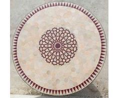 Mesa de mosaico Marruecos