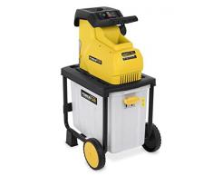 Profesional de cortacésped compostadores de jardín trituradoras trituradora eléctrica 2800 W trituradoras