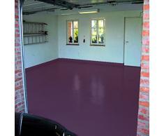 7 kg y morado ral4007 2 K revestimiento de balcón revestimiento de suelo para exterior, color de balcón, terraza color