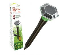 Gardigo Anti-topos | Repelente para Topos con vibración - Impermeable