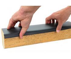 Premium PVC Universal Madera Protección de botones para bajo construcción, 60 m, vigas, WPC, BPC, vigas Protección, a partir de 1,50 & # x20ac;/lfm, konstruktiver Madera Protección, Terraza, Terraza suelo, Terraza, vigas,