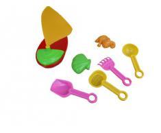 Juguetes de la arena Conjunto de arena juguetes de la caja de arena coche para cavar playa accesiories verano B36