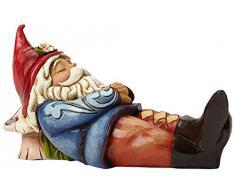 Figura de saco de dormir de enano de jardín Heartwood Creek