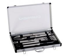 Campingaz 205828 - Maletín con 5 utensilios de acero inoxidable para barbacoa