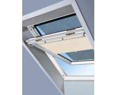 Original Velux protección contra el calor-Set de noche estor opaco + toldo de niñas UK10 1085/beige para GGL GPL GHL UK10 con guías de aluminio // NIÑAS UK10 1085S