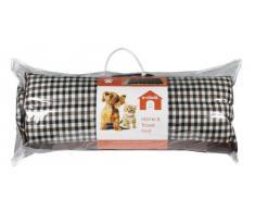 E-Cloth - Cama para mascotas (para la casa o para viajar), color verde