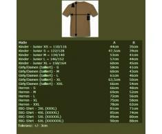 Paracaidista del ejército del trampolín para placa de oro FschjgBtl reservista - T-Shirt #13199