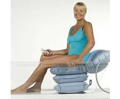 NRS - Respaldo elevador inflable para bañera