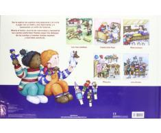 El teatro de Teo: Con marionetas para jugar (Libros Especiales Teo)