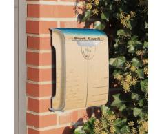 Diseño Buzón Burg Wächter Modelo vivo con diseño: Postal