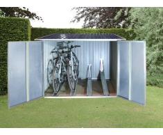 Duramax - Caseta para Guardar Bicicletas