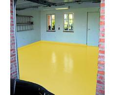 7 kg Tráfico Amarillo Amarillo ral1023 2 K revestimiento de balcón revestimiento de suelo para exterior, color de balcón, terraza color
