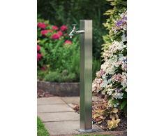 KTC Tec SQ-G función atril bomba de regadera para tuberías de agua manguera de jardín grifo dispensador de 950 mm