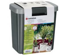 Gardena 1266-20 - Sistema de riego para vacaciones con depósito