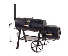 Joes Barbeque Smoker 16 Texas Classic - Barbacoa