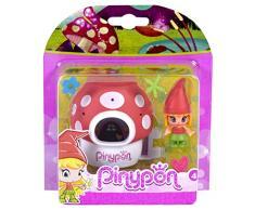 Pinypon - Figura Enanito con Gorro Rojo (Famosa 700012733D)