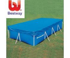 Bestway - Pisc.Cobertor Piscina Rect.400x226cm.