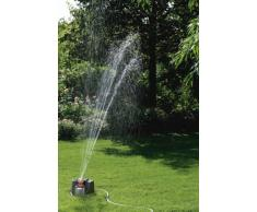 Gardena Large-Area Irrigation AquaContour Automatic Aspersor, Gris, Naranja