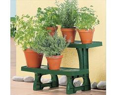 UPP® - Soporte en forma de escalera para Flores