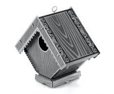 Metal Earth - Maqueta metálica Caseta para pajaros