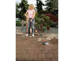 Set para limpieza del suelo: set de limpieza para terraza y jardín, incl. escobillón Comfort Cleansystem (5586-20)