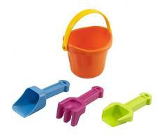 Set de juguetes Miniland la arena del bebé al aire libre (multicolor)