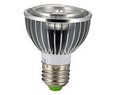 Mudder E27 5W LED crece ligero para la planta floreciente, sistema de cultivo hidropónico y las verduras, el ahorro de energía del downlight del proyector para el jardín, patio