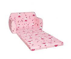 Mueble infantil mueble para habitación infantil sofá MIDI rosado gato