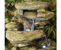 Fuente de piedra compra barato fuentes de piedra online - Fuentes para jardin baratas ...